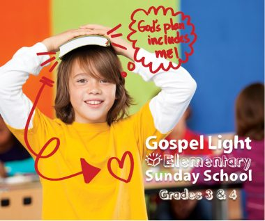 Free Sunday school lessons for kids: Gospel Light