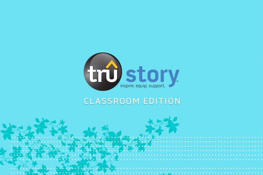 Free Sunday school lessons for kids: TruStory